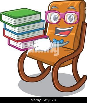 Sensational Cartoon Old School Chair Stock Vector Art Illustration Squirreltailoven Fun Painted Chair Ideas Images Squirreltailovenorg