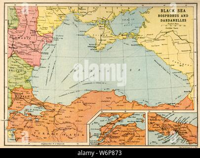 Map of Russia and Romania Stock Photo: 240551281 - Alamy