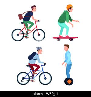 sport outdoor sportive activity cartoon - Stock Photo