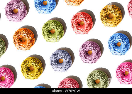 Colors from the fashionable trendy palette of the season 2019. - Stock Photo