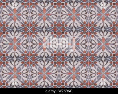 Turkish traditional ornamental decorative tiles. Seamless pattern abstract background concept. - Stock Photo