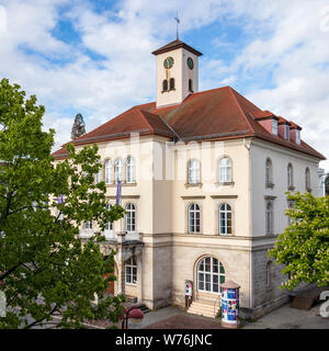 Sindelfingen, Baden Wurttemberg/Germany - May 11, 2019: View on City Gallery building, Stadtgalerie. - Stock Photo