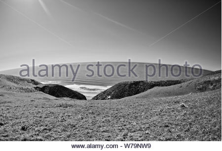 Point Reyes, United States - March 03, 2012 : - Stock Photo