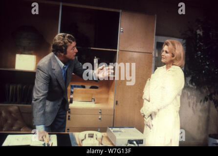 michael caine, angie dickinson, dressed to kill, 1980 - Stock Photo