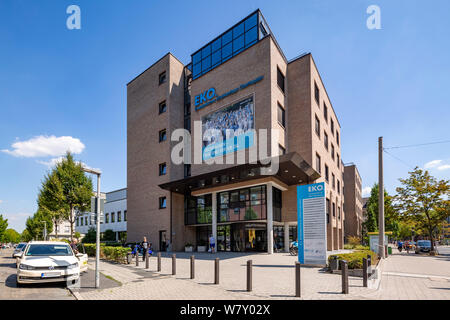 D-Oberhausen, Lower Rhine, Ruhr area, Rhineland, North Rhine-Westphalia, NRW, clinic, hospital, EKO, Evangelisches Krankenhaus Oberhausen of the Ategris - Stock Photo
