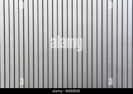 Gray background in striped. The strips are decomposed vertically. - Stock Photo