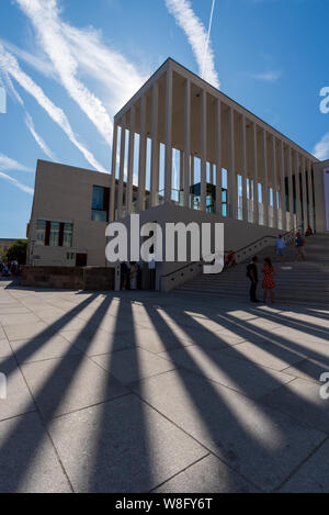 The James Simon Gallery on Museumsinsel in Berlin - Stock Photo