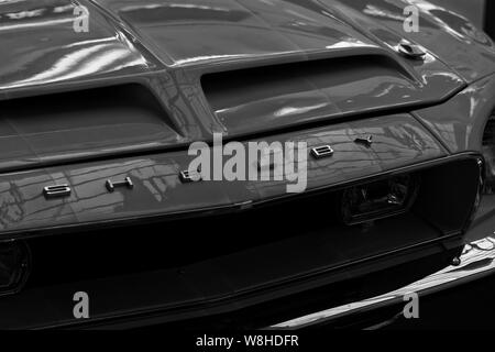 Photo Ford Mustang Shelby GT500,USA,1968 Stock Photo