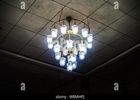 Curved Floor Lamp India