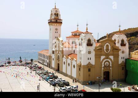 Basilica of Candelaria, Santa Cruz de Tenerife, Canary Islands, Spain