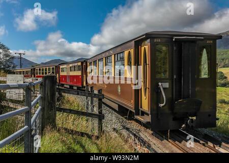 WHR  welsh highlands railway snowdonia national park gwynedd north wales