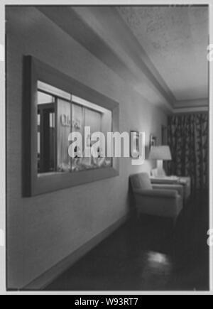 Abbott Laboratories, W  23rd St , New York City Stock Photo