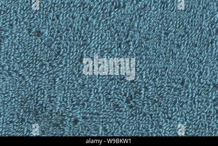 Blue Washed Carpet Texture Linen Canvas White Texture
