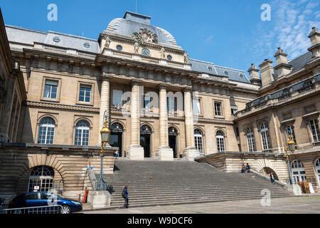 Palais de Justice, Ile de la Cité, Paris, France