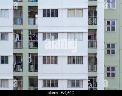 image of condo, Apartment house - Stock Photo