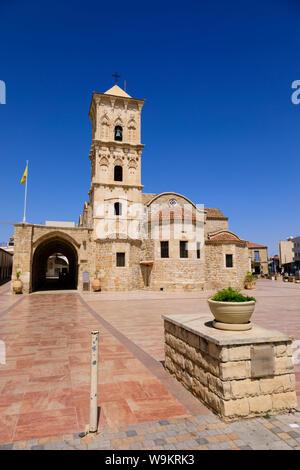 Saint Lazarus, Ayios Lazaros, church, Larnaca, Cyprus. - Stock Photo