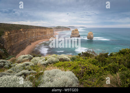 Twelve Apostles Marine National Park, Victoria, Australia
