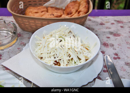 National food of Balkan, Bosnia and Herzegovina - Stock Photo