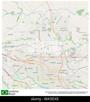 Londrina,Brazil,Sud America - Stock Photo