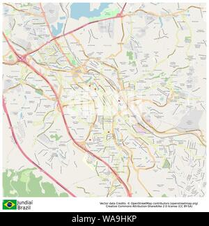 Jundiai, Brazil,Sud America - Stock Photo