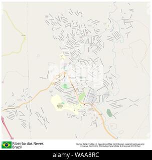 Ribeirão das Neves,brazil,sud america - Stock Photo