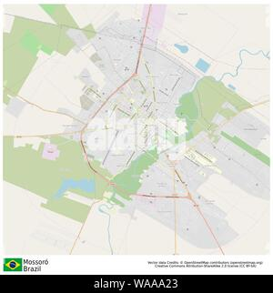 Mossoro,brazil,sud america - Stock Photo