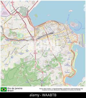 Rio de janeiro,brazil,sud america - Stock Photo