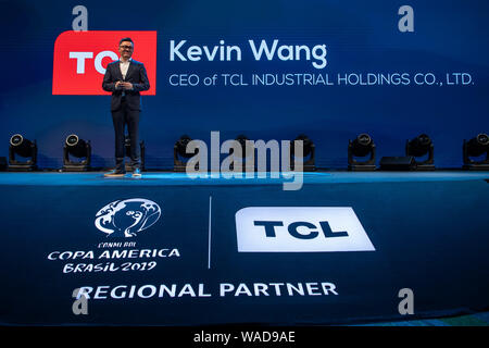 Kevin Wang Cheng, Chief Executive Officer of TCL Multimedia