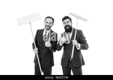 black hard mature white cleaning