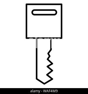 Key icon. Key vector icon. Key symbol. perfect use for website, pattern, design, etc. - Stock Photo