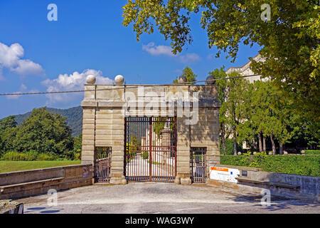 Schloss, Castello del Catajo, Park, Battaglia Terme Italien (Italia), 30076913 - Stock Photo