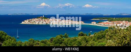 Europe, European, Eastern Europe, South East Europe, Dalmatia, Balkan, Croatia, Adriatic Sea, Primosten,, 30078121 - Stock Photo