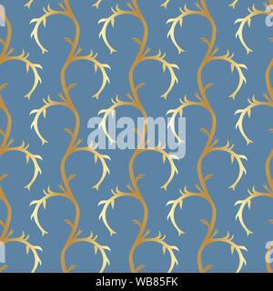 Seamless pattern background with abstract elements, colorful illustration, eps10. Clipping mask applied. This pattern is available as Swatches. - Stock Photo