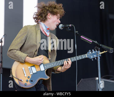 Razorlight - Victorious Festival 2019 - Stock Photo
