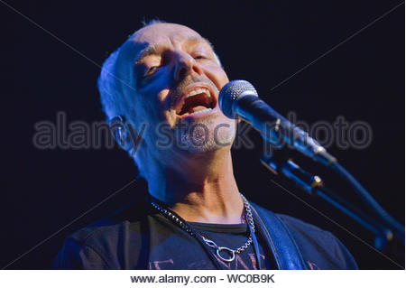 Hollywood, FL - Peter Frampton performs at Hard Rock Live in Hollywood, Florida. AKM-GSI, May 31, 2013 - Stock Photo