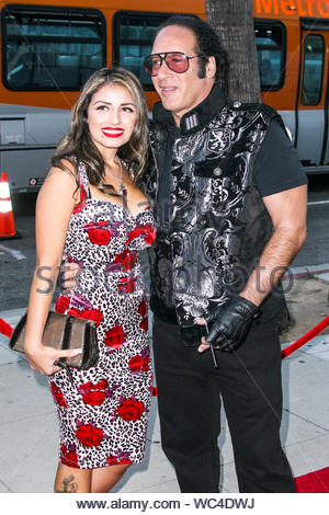 Valerie Vasquez, Andrew Dice Clay in attendance for Bump ...