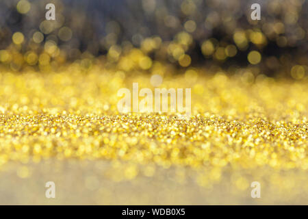 Close-up Of Glitters - Stock Photo