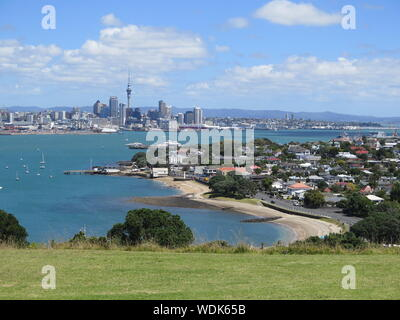 High Angle View Of River Amidst City - Stock Photo