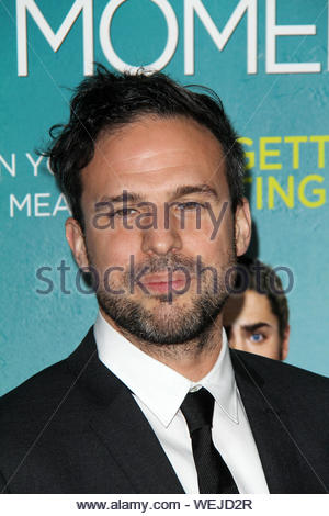 Los Angeles, CA - Tom Gormican attends the Los Angeles premiere of 'That Awkward Moment' held at Regal Cinemas L.A. Live. AKM-GSI January 27, 2014 - Stock Photo