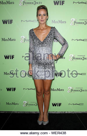 West Hollywood, CA - Lady Victoria Hervey attends the Women in Film Pre-Oscar Cocktail Party at Fig & Olive. AKM-GSI February 28, 2014 - Stock Photo