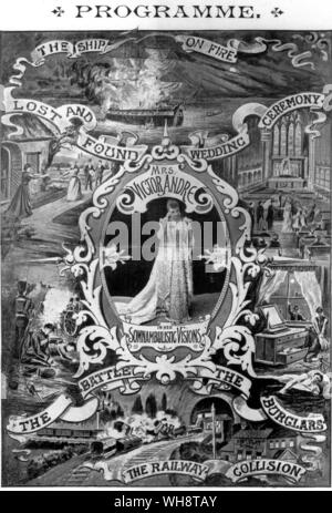 Broadsheet from John Johnson Collection - Stock Photo