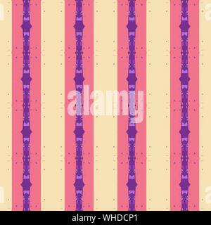 abstract seamless pattern with light coral, antique fuchsia and wheat colors. endless texture for wallpaper, creative or fashion design. - Stock Photo