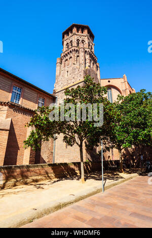Musee des Augustins de Toulouse or Musee des Beaux-Arts is a fine arts museum in Toulouse city, France - Stock Photo