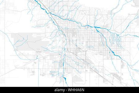 Modern City Map - Tucson Arizona city of the USA Stock ... on arizona tucson, zip code map tucson, weather tucson, street map tucson,