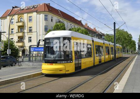 Berlin, Berlin transport services, BVG, Germany, OEPNV, public transport, ÖPNV, Pankow, Pankower, rail transport, streetcar, streetcar, tram, traffic,