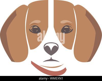 Golden Retriever Dog Breed Head Isolated Pedigree Pet