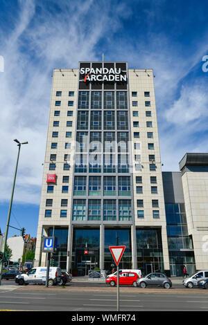 Spandau-Arcaden, Klosterstrasse, Spandau, Berlin, Deutschland - Stock Photo