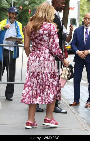 NEW YORK, NY- September 05: Wendy Williams at The View promoting the new season of her talk show in New York City on September 05, 2019. Credit: RW/MediaPunch - Stock Photo
