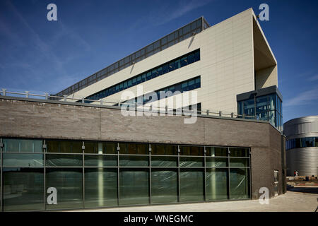 Tameside One council offices Ashton-under-Lyne built former site council administrative offices by Scottish Robertson one largest independent construc - Stock Photo