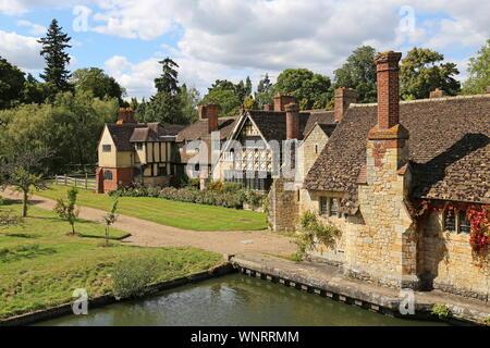 Astor Wing, Hever Castle, Hever, Edenbridge, Kent, England, Great Britain, United Kingdom, UK, Europe